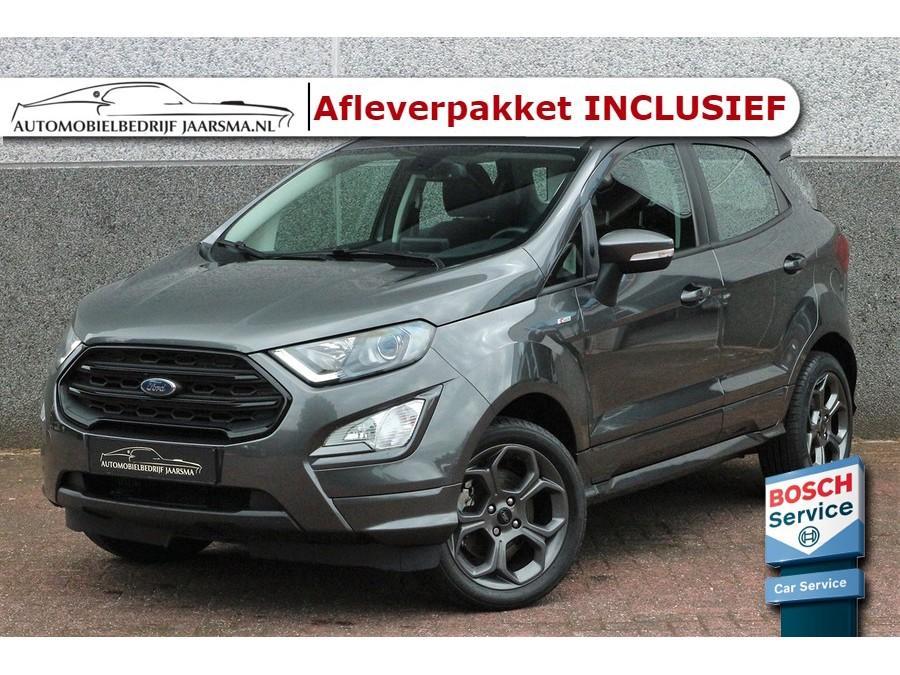 Ford Ecosport 1.0 ecoboost 125pk st-line