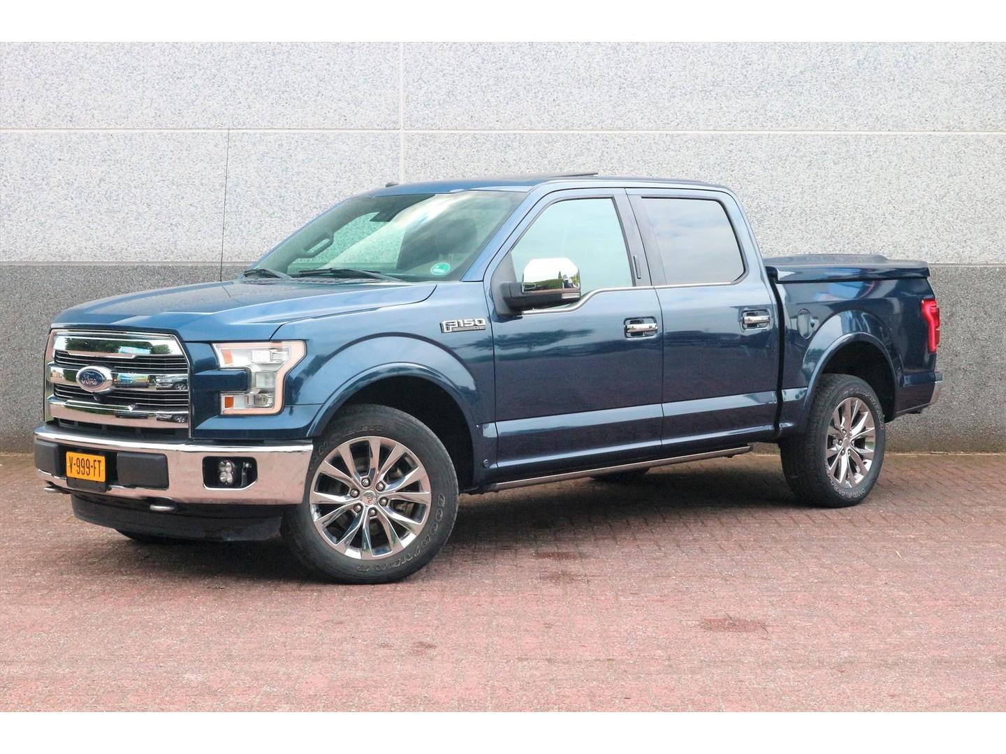 Ford usa F-150 King ranch 3.5l ecoboost crewcab