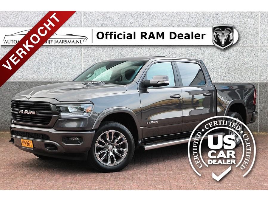 Dodge Ram 1500 5.7l v8 laramie sport