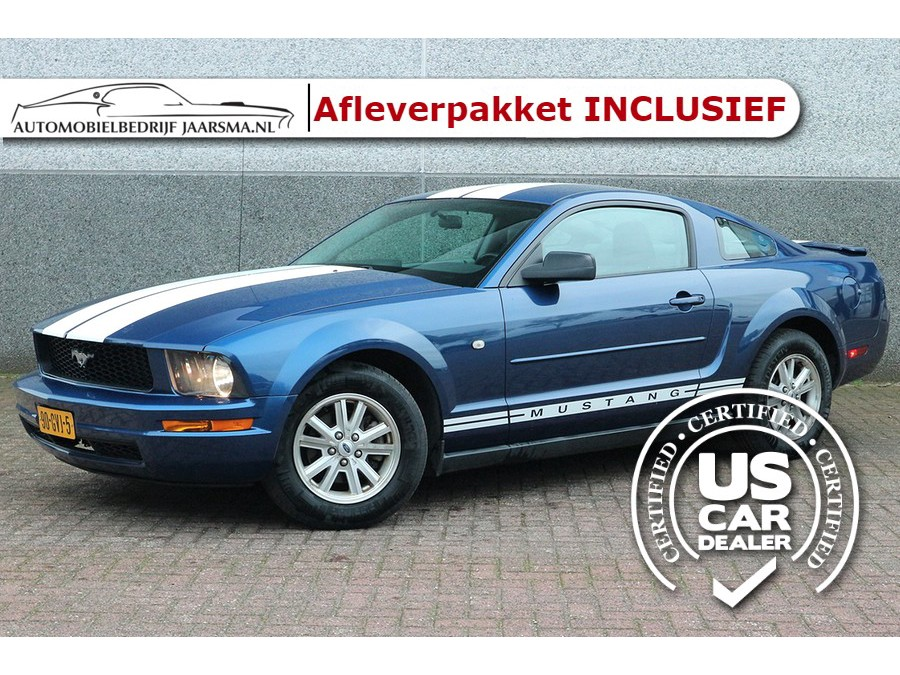 Ford Mustang 4.0l v6 deluxe