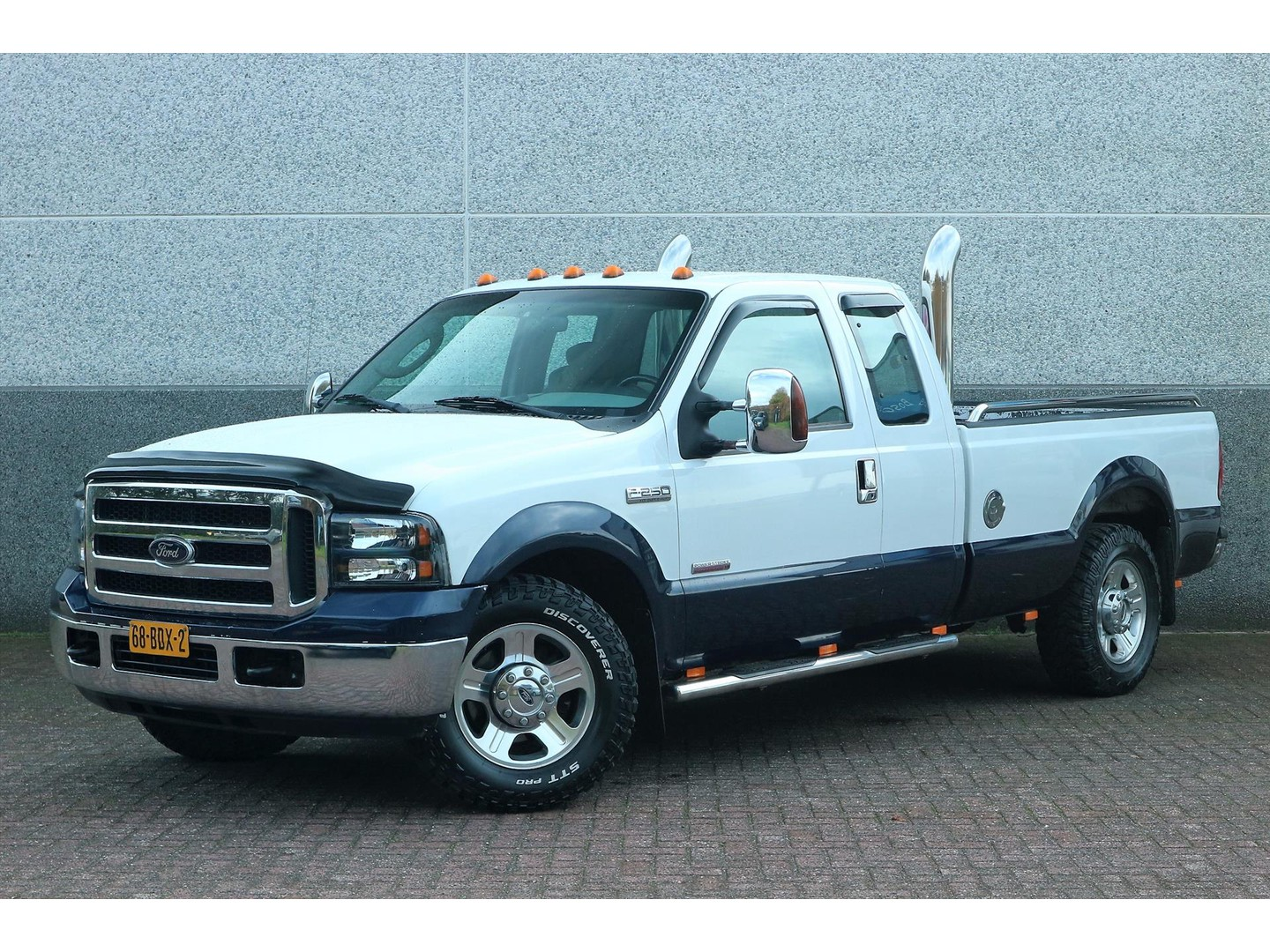 Ford usa F-250 Super duty power stroke v8