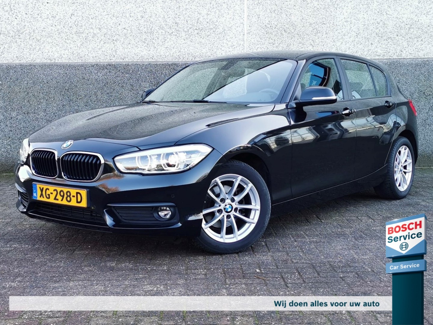Bmw 1 serie (f20) 118i 136pk automaat corporate lease steptronic edition