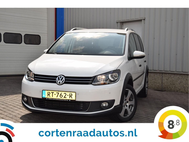 Volkswagen Touran 1.4 tsi cross navigatie