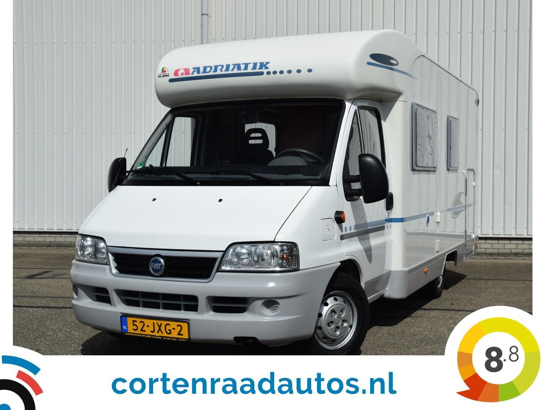 Adria Adria Fiat adriatik 574sp o euro 4 camper