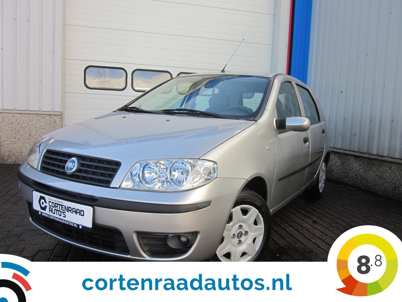 Fiat Punto 1.4-16v dynamic 5 drs. airco