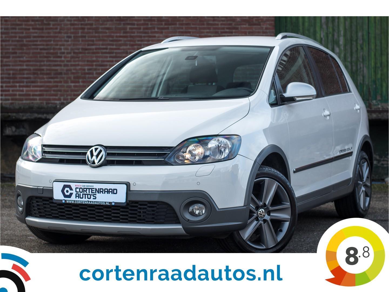 Volkswagen Golf plus Cross airco-clima