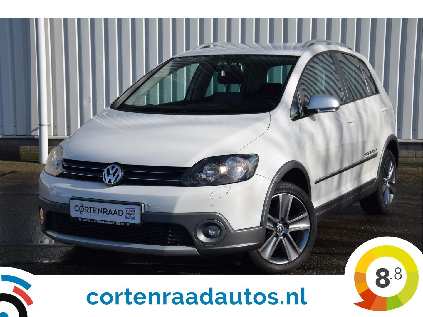Volkswagen Golf plus Cross airco-clima
