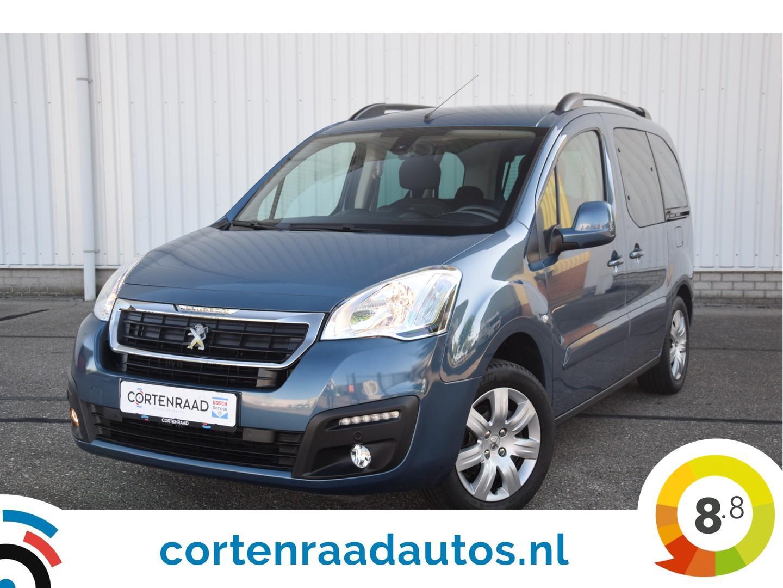 Peugeot Partner Tepee 1.2 puretech active zeer mooie auto incl. winterbanden en rubber matten set