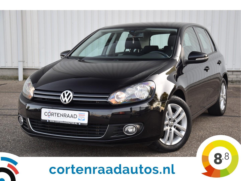 Volkswagen Golf 1.4 tsi highline automaat,  dsg,  lichtmetalen velgen, 5 deurs en nette auto !!!
