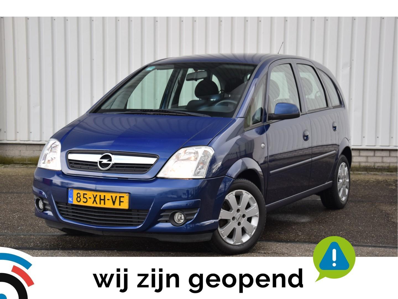 Opel Meriva 1.6-16v temptation l nieuwe distributieriem l nieuwe apk