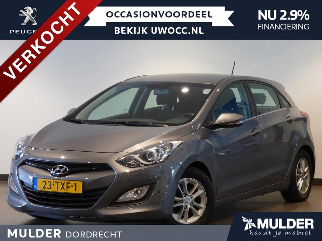 Hyundai I30 1.6i business