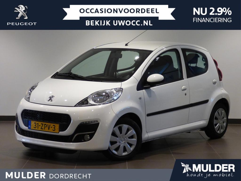 Peugeot 107 Active 1.0 airco