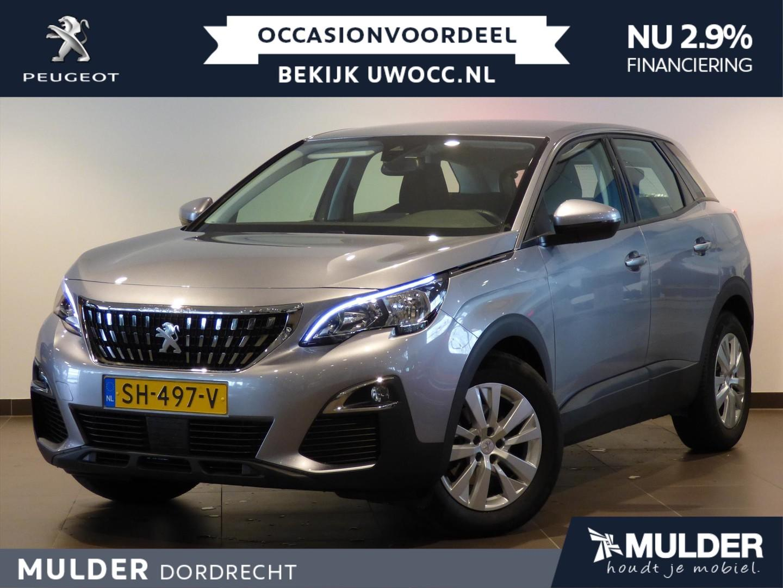 Peugeot 3008 Blue lease 1.2 puretech 130pk