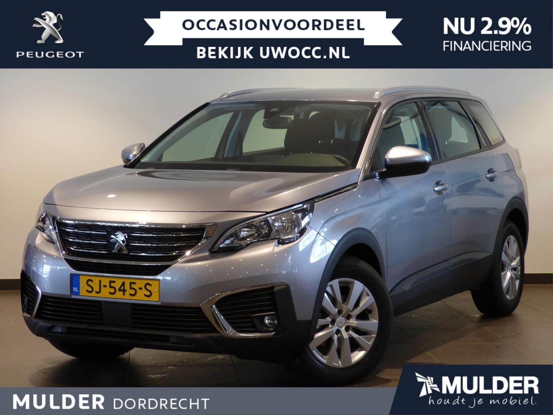 Peugeot 5008 Blue lease 1.2 puretech 130pk s&s