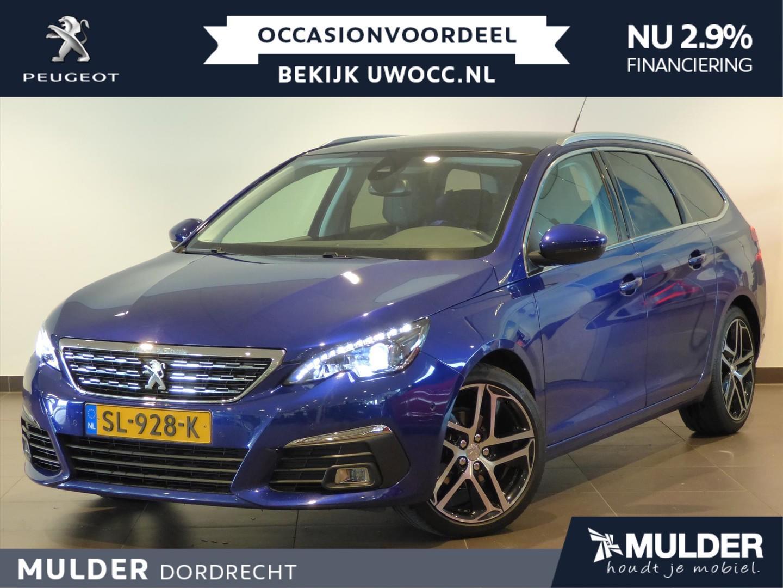 Peugeot 308 Sw blue lease premium 1.6 bluehdi 120 eat6