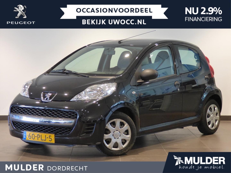 Peugeot 107 1.0i-12v 5d accent
