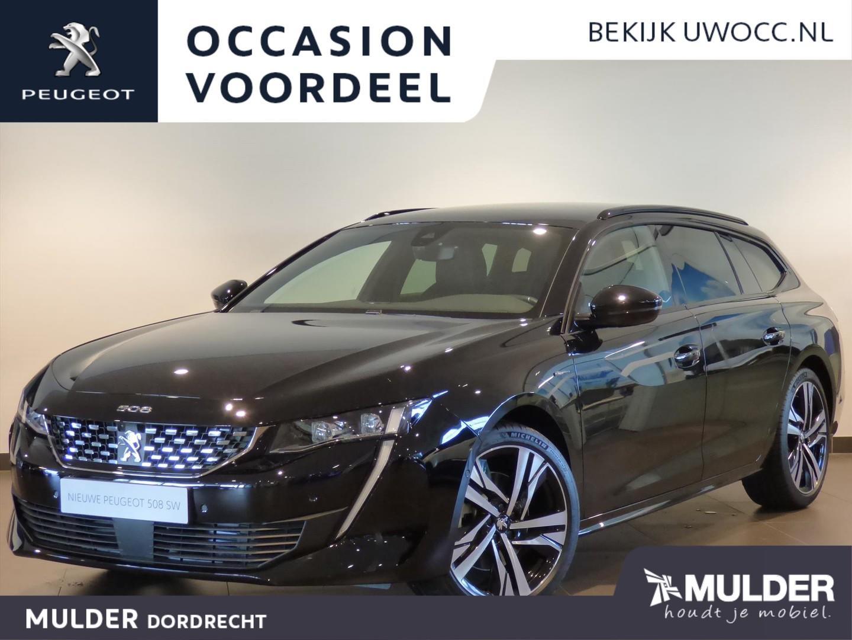 Peugeot 508 Sw blue lease gt-line bluehdi 160pk s&s eat8