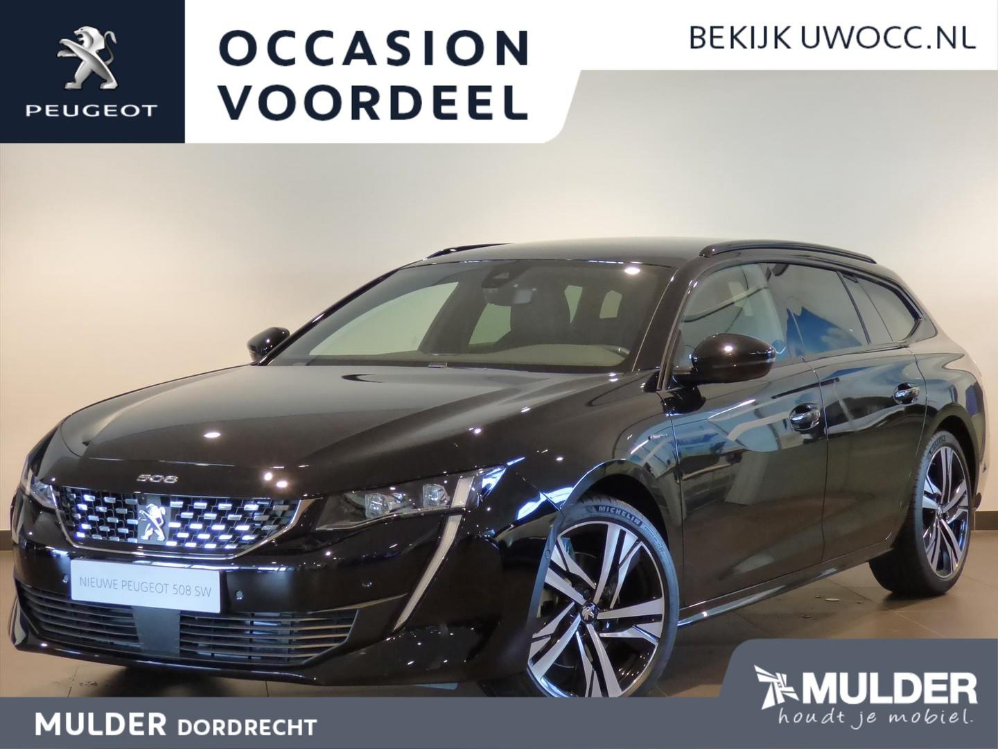 Peugeot 508 Sw blue lease gt-line bluehdi 160pk s&s eat8