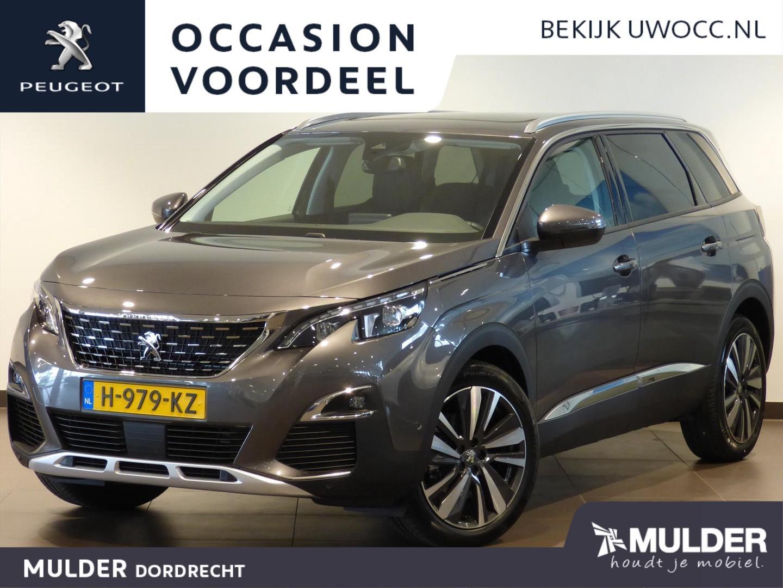 Peugeot 5008 Suv bl. lease premium puretech 130pk eat8