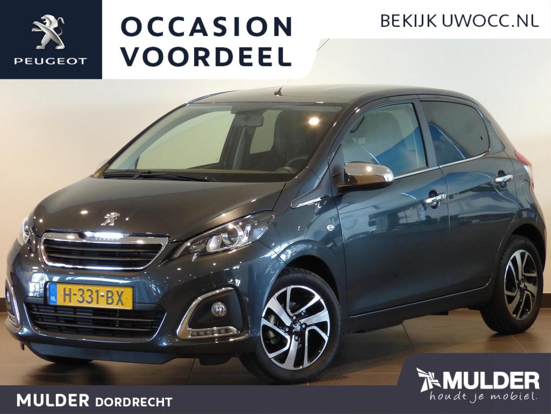 Peugeot 108 5-deurs 1.0 72pk allure