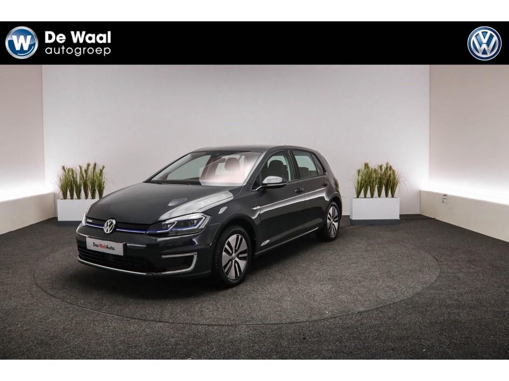 Volkswagen Golf E-golf e-golf**actie actie**