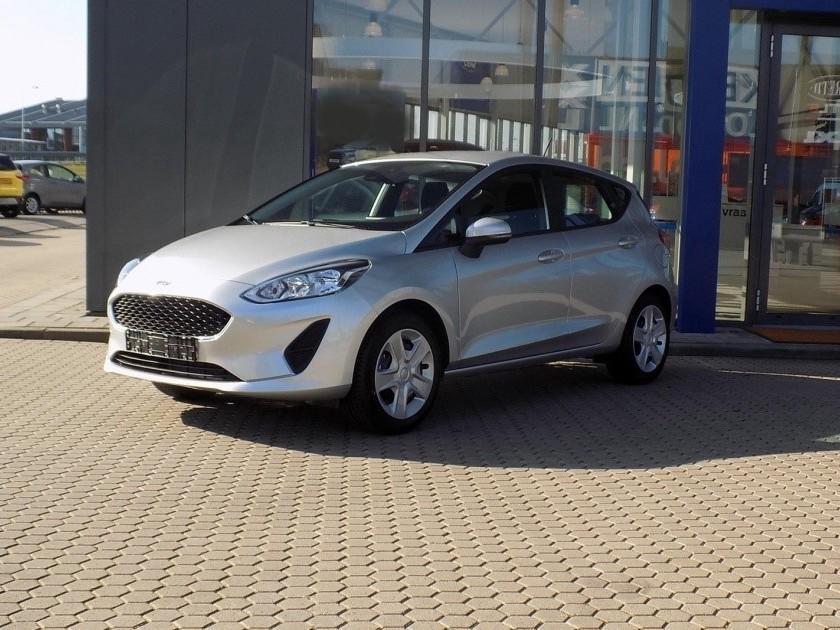 Ford Fiesta 1.1 trend