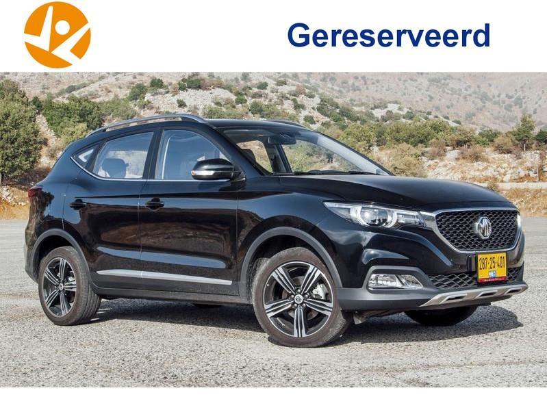 Mg Zs Ev luxury - 4% - direct beschikbaar -