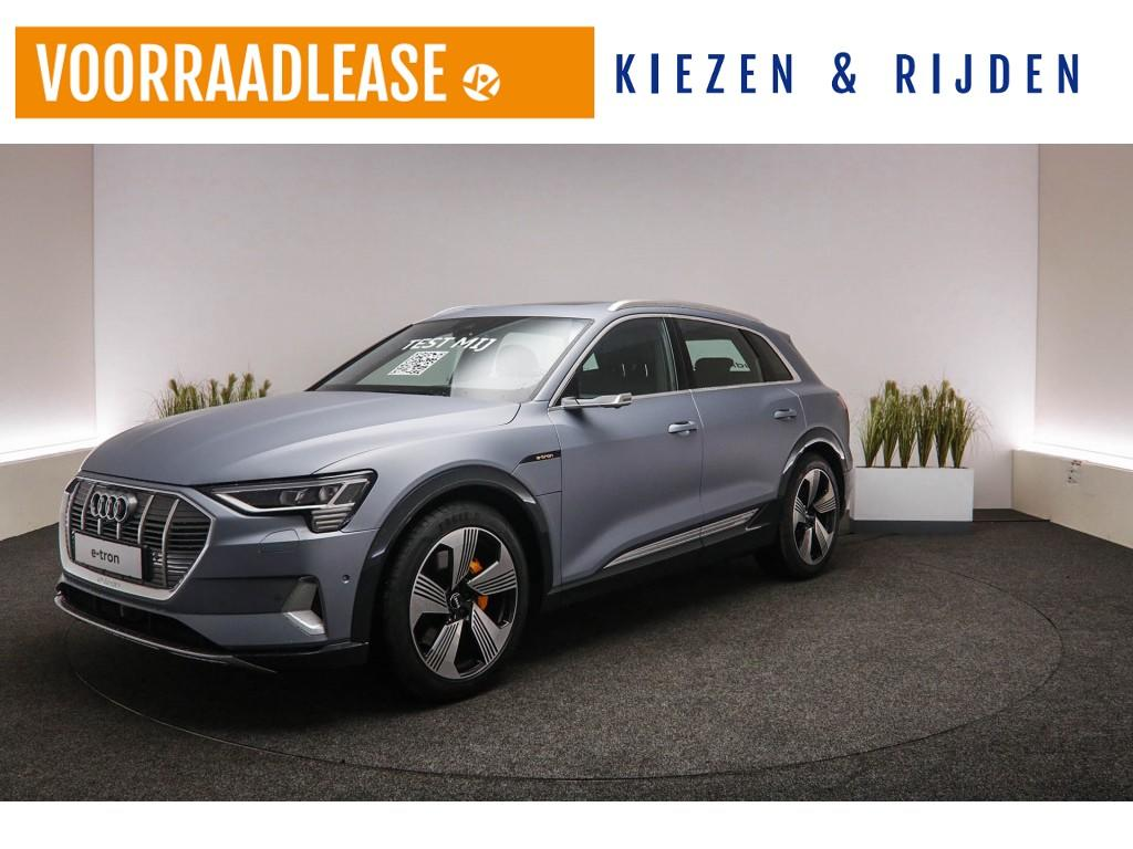 Audi E-tron E-tron 55 q adv pl s