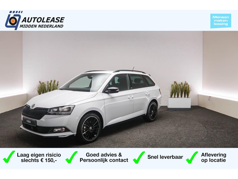 Škoda Fabia Combi 1.0 tsi 110pk dsg monte carlo