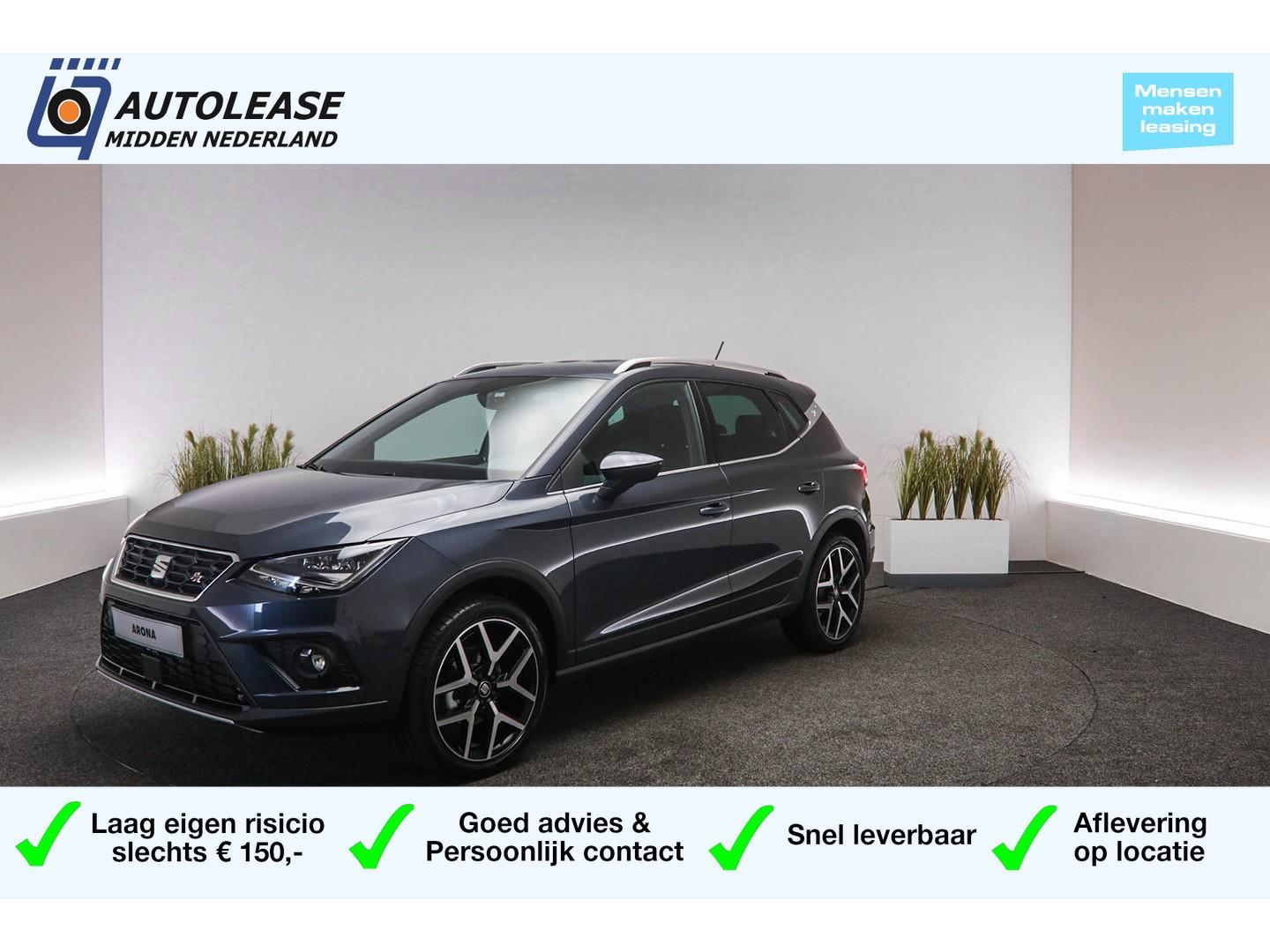 Seat Arona 1.0 tsi dsg fr business intense