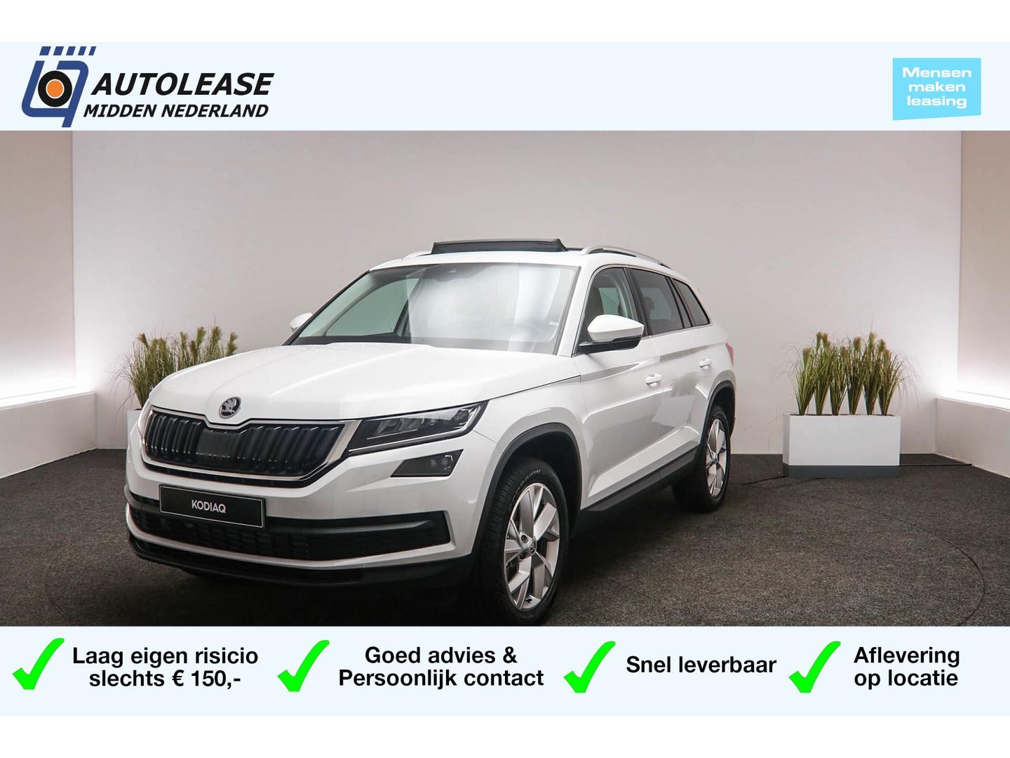 Škoda Kodiaq 1.5 tsi dsg limited business edition