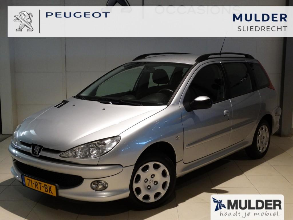 Peugeot 206 Sw 1.4 airline-2 airco