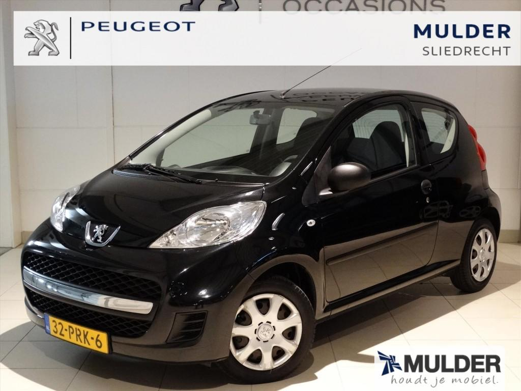 Peugeot 107 Xr pack accent 1.0 12v airco
