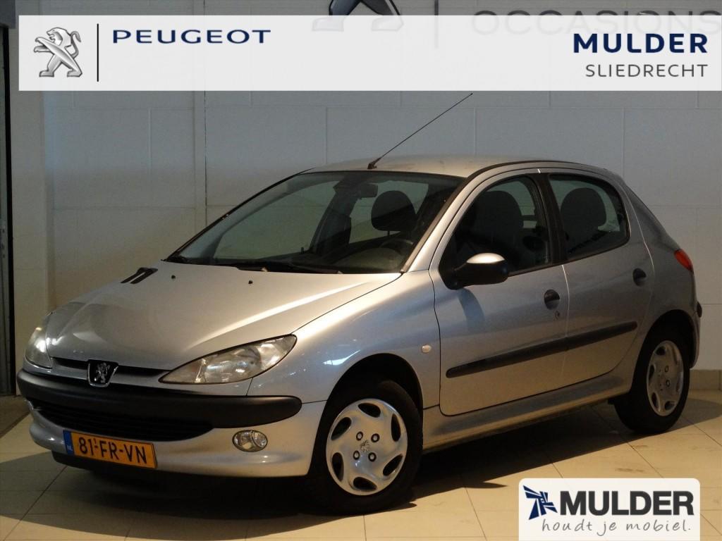 Peugeot 206 Gentry 1.4 5-deurs aut. clima