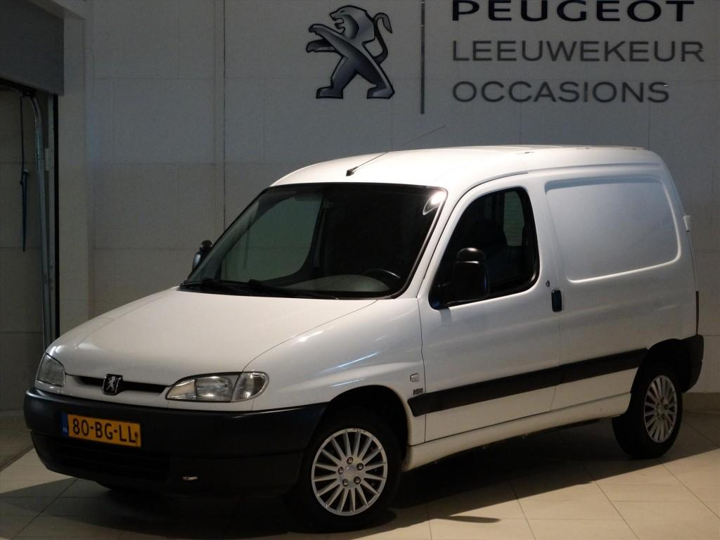 Peugeot Partner Gb 170c 2.0 hdi 90pk pack avantage airco