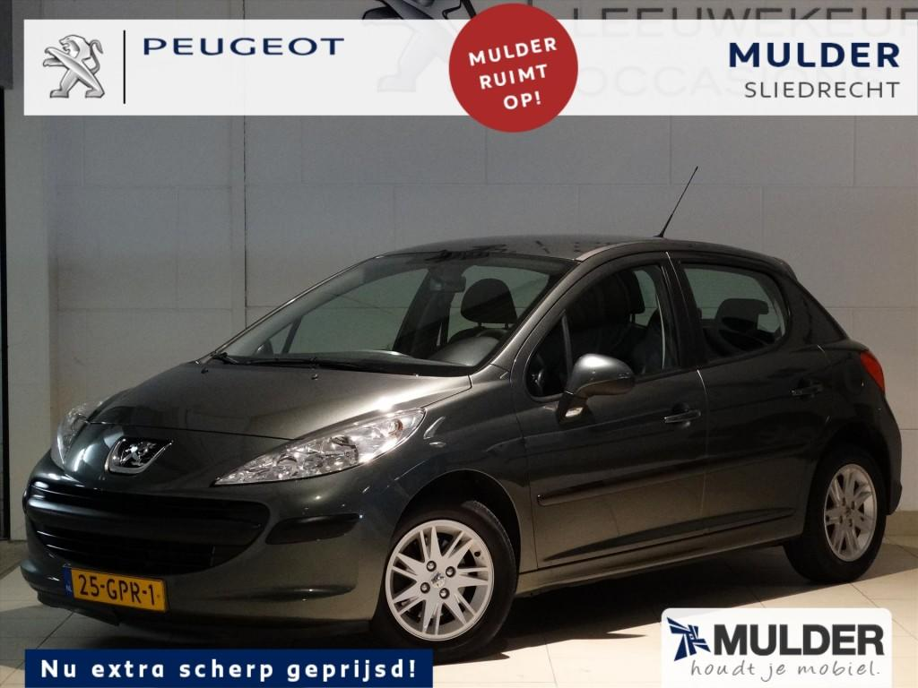 Peugeot 207 Cool 'n blue 1.4 vti 16v 95pk 5-deurs airco
