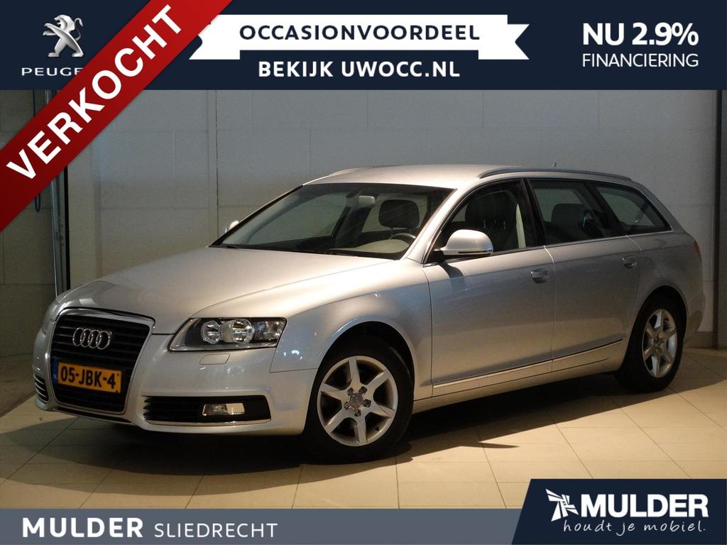 Audi A6 Avant 2.0 tdi 136pk business edit. automaat navi