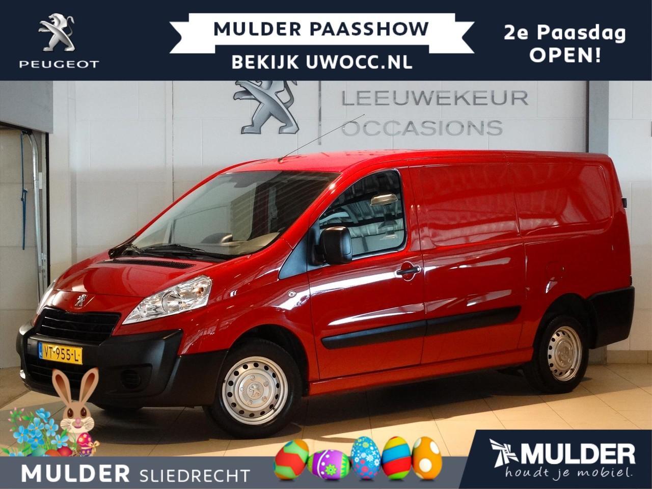 Peugeot Expert Gb l2h1 2.0 hdi 163pk h6 3p airco
