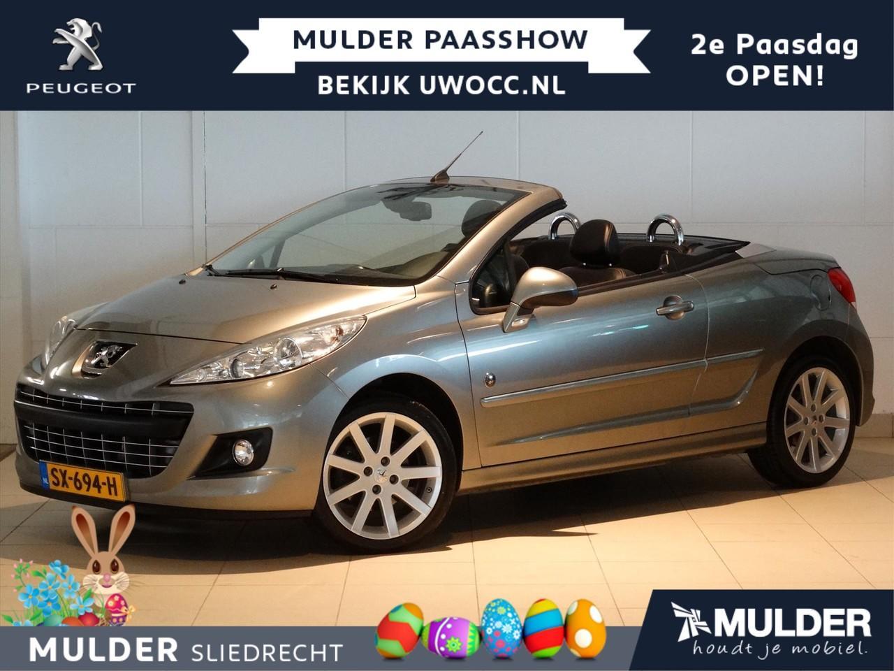 Peugeot 207 Cc roland garros 1.6 vti 16v 120pk clima