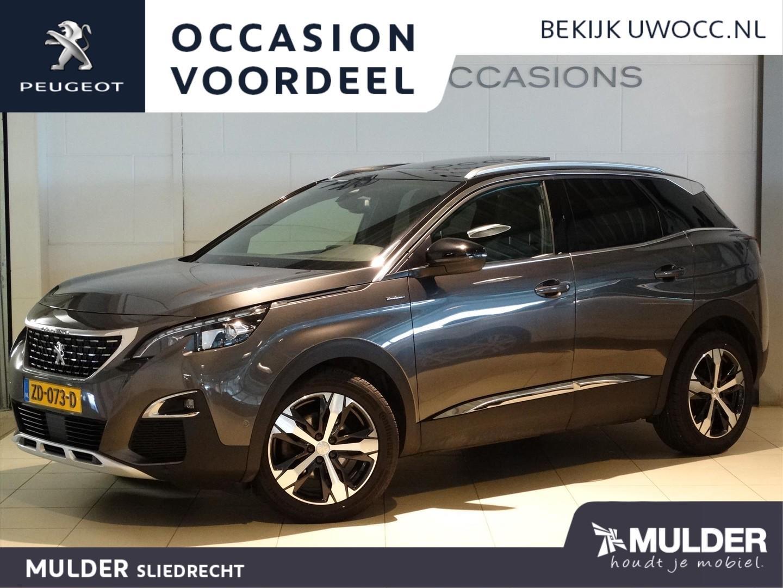 Peugeot 3008 Suv gt-line 1.6 bluehdi 120pk eat6 aut. navi