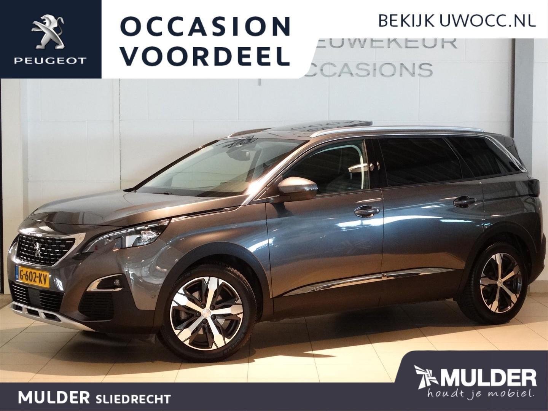 Peugeot 5008 Suv allure 7p 1.2 pt.130pk h6 full-options!