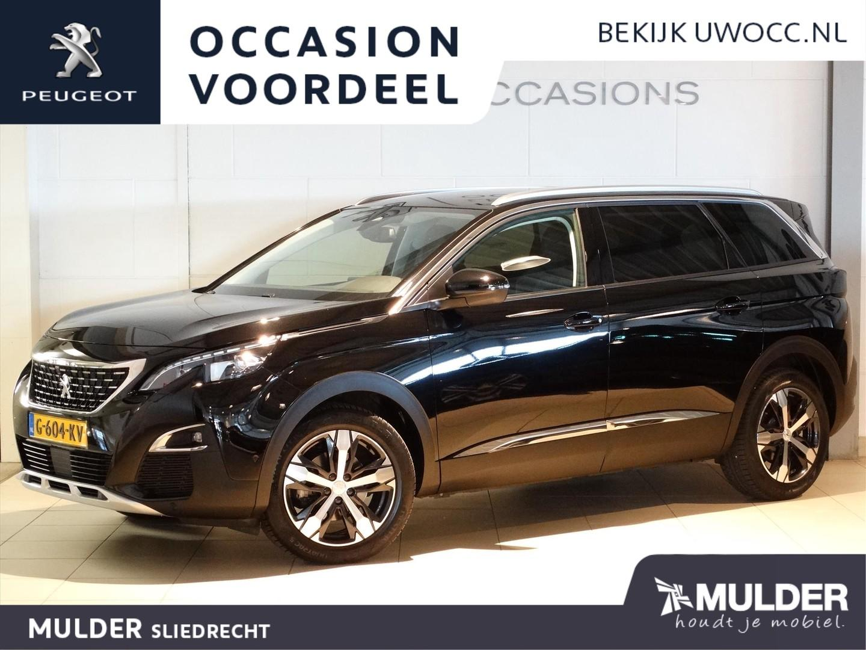 Peugeot 5008 Suv allure 7p 1.2 pt.130pk eat8 aut. full-options! navi