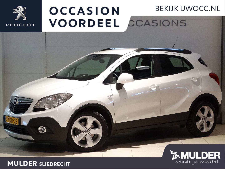 Opel Mokka Edition 1.4 turbo 140pk h6 navi