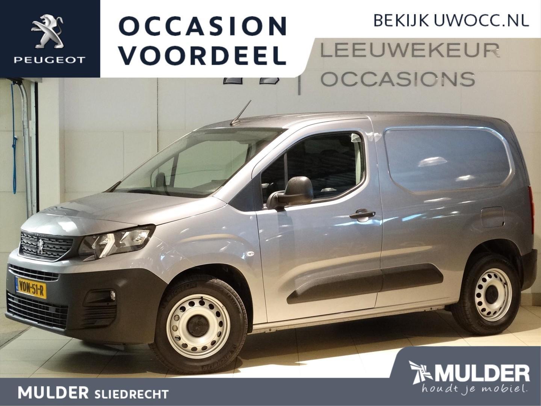 Peugeot Partner Gb grip 1.000kg 1.6 bluehdi 100pk 3-zits airco