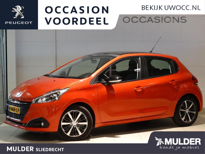 Peugeot 208 Active+ 1.2 puretech 82pk 5-deurs panodak
