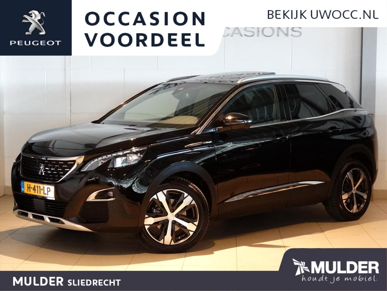 Peugeot 3008 Suv gt-line 1.6 puretech 180pk s&s eat8 schuif/kanteldak
