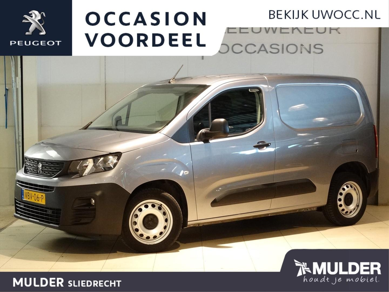 Peugeot Partner Gb 1.6 bluehdi 100pk s&s 1000kg airco