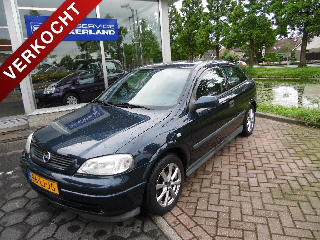 Opel Astra Z1.6se 8v 3-drs gl