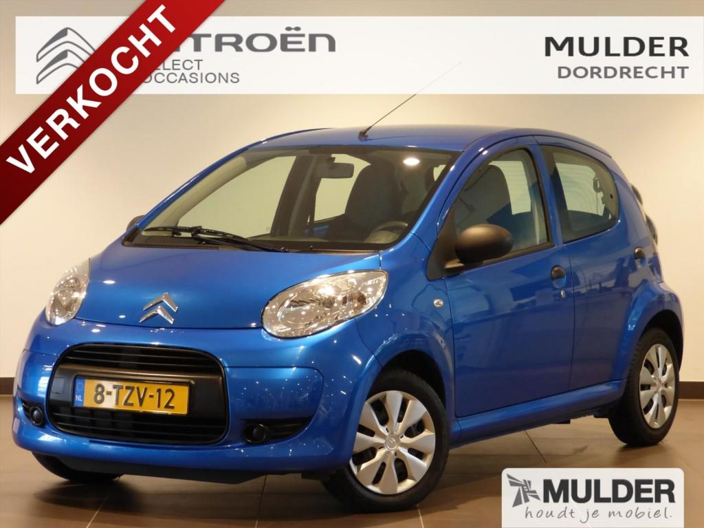Citroën C1 Seduction 1.0 5-drs