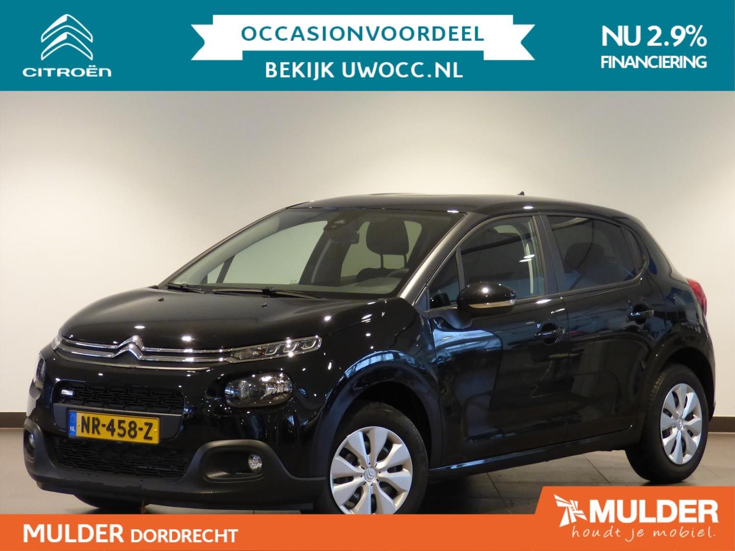 Citroën C3 Feel 1.2 puretech 82pk